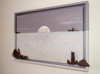 """""""Inspiration Uyuni"""" - 45,5 x 31,5"""