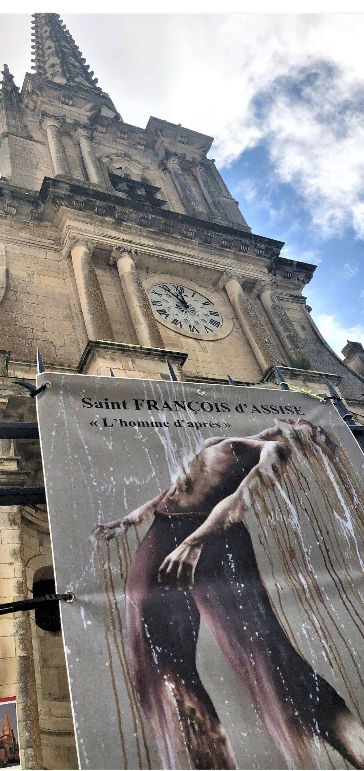 ST FRANÇOIS D'ASSISE L'HOMME D'APRES